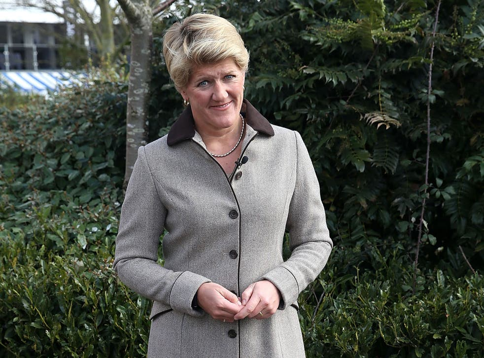 Well-known presenters like Clare Balding are helping to improve sports coverage