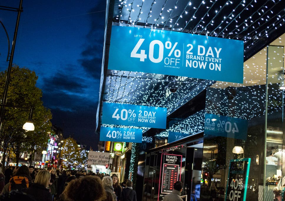 aff230f34388a Black Friday: Helpful discounts for Christmas shoppers, or cynical  marketing by desperate retailers?