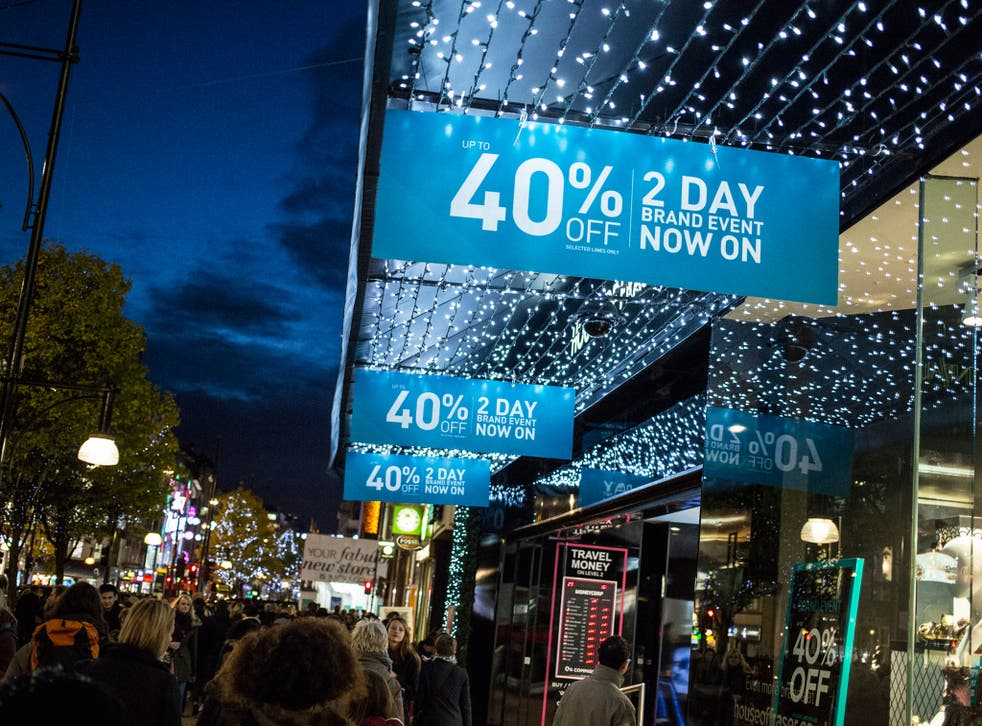 Thousands of products have already been heavily discounted in the wake of the Brexit vote