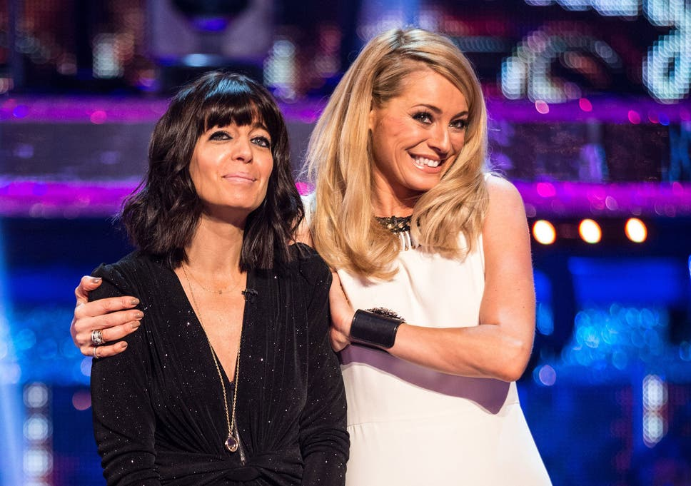 3a9f9ea18708 Claudia Winkleman returns to Strictly Come Dancing after daughter recovers  from Halloween fire accident