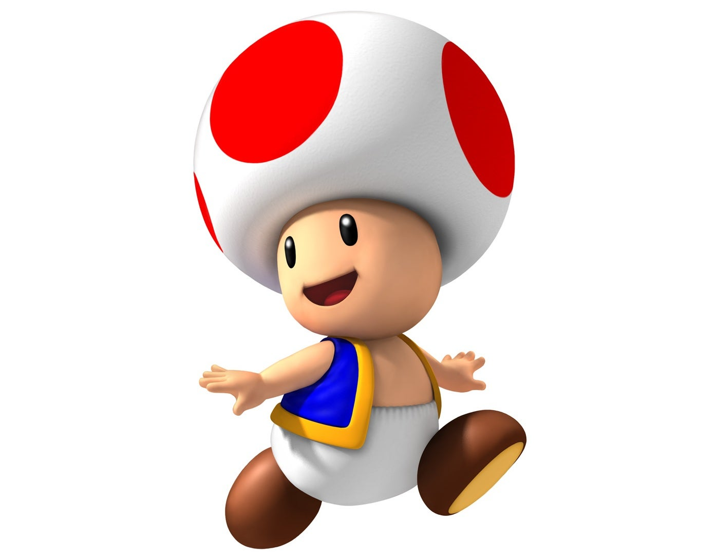 Mario Character Toad Doesn T Identify As A Gender The Independent