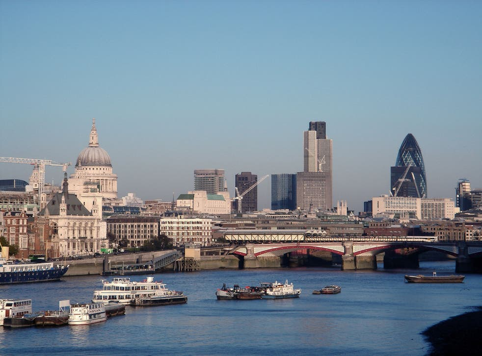 London has become too expensive for around 60,000 people who left between June 2012 to June 2013