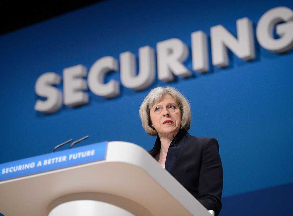 The Home Secretary outlined plans for a new law that threatened schools and universities with legal action if they failed to address child radicalisation or ban extremists from preaching on campus