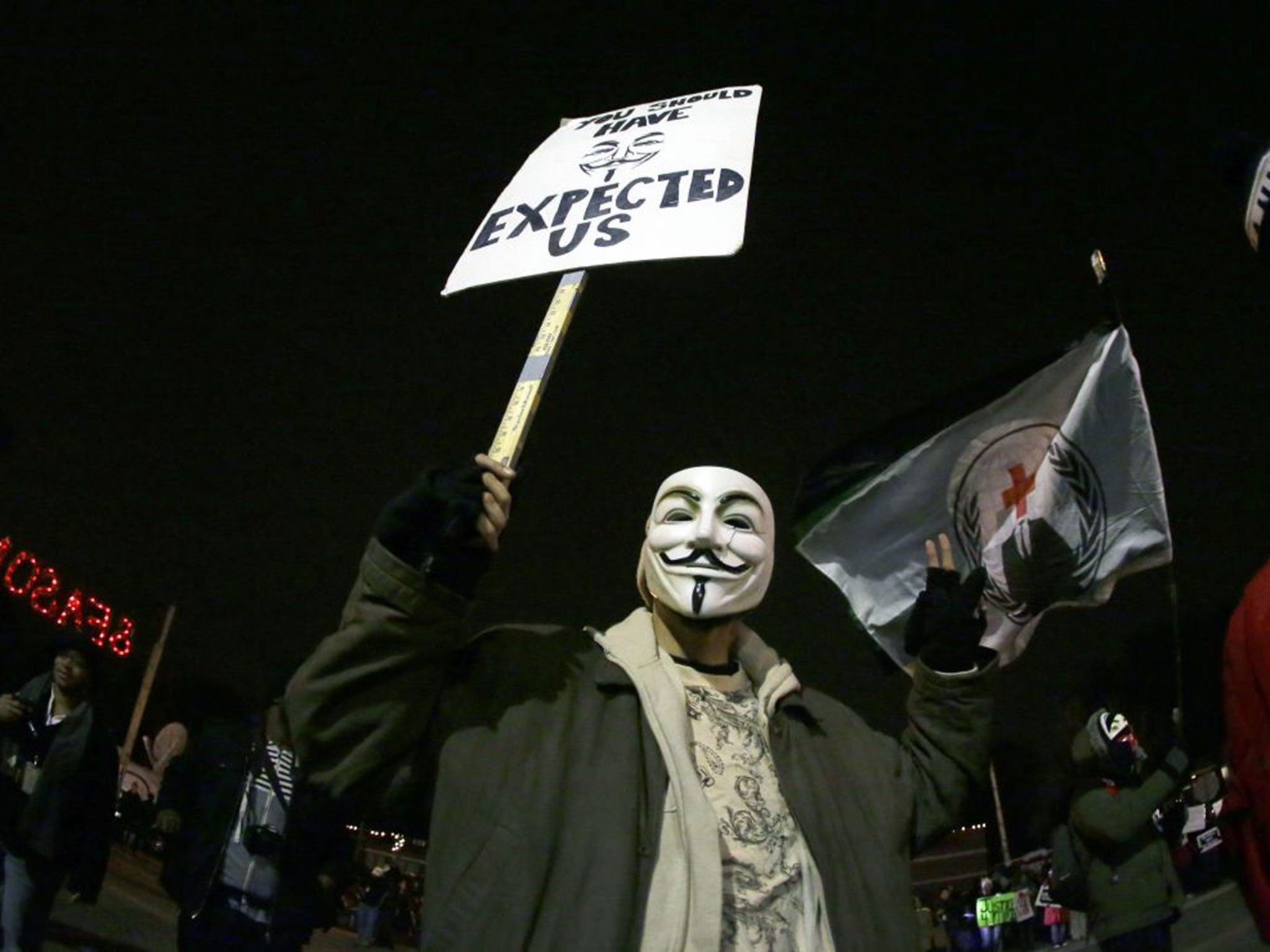 Anonymous How The Guy Fawkes Mask Became An Icon Of Protest