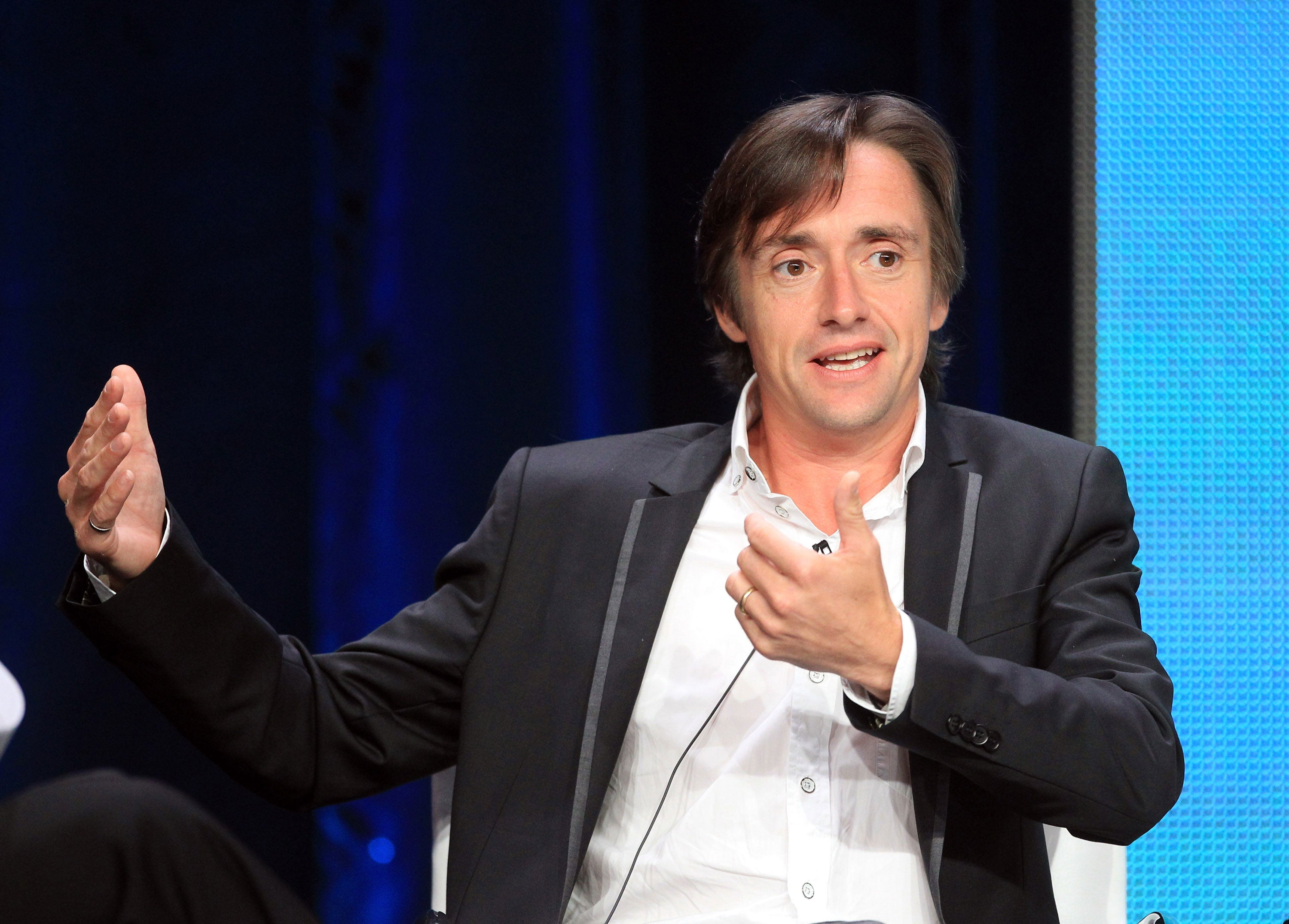 richard hammond life threatening car crash left top gear. Black Bedroom Furniture Sets. Home Design Ideas