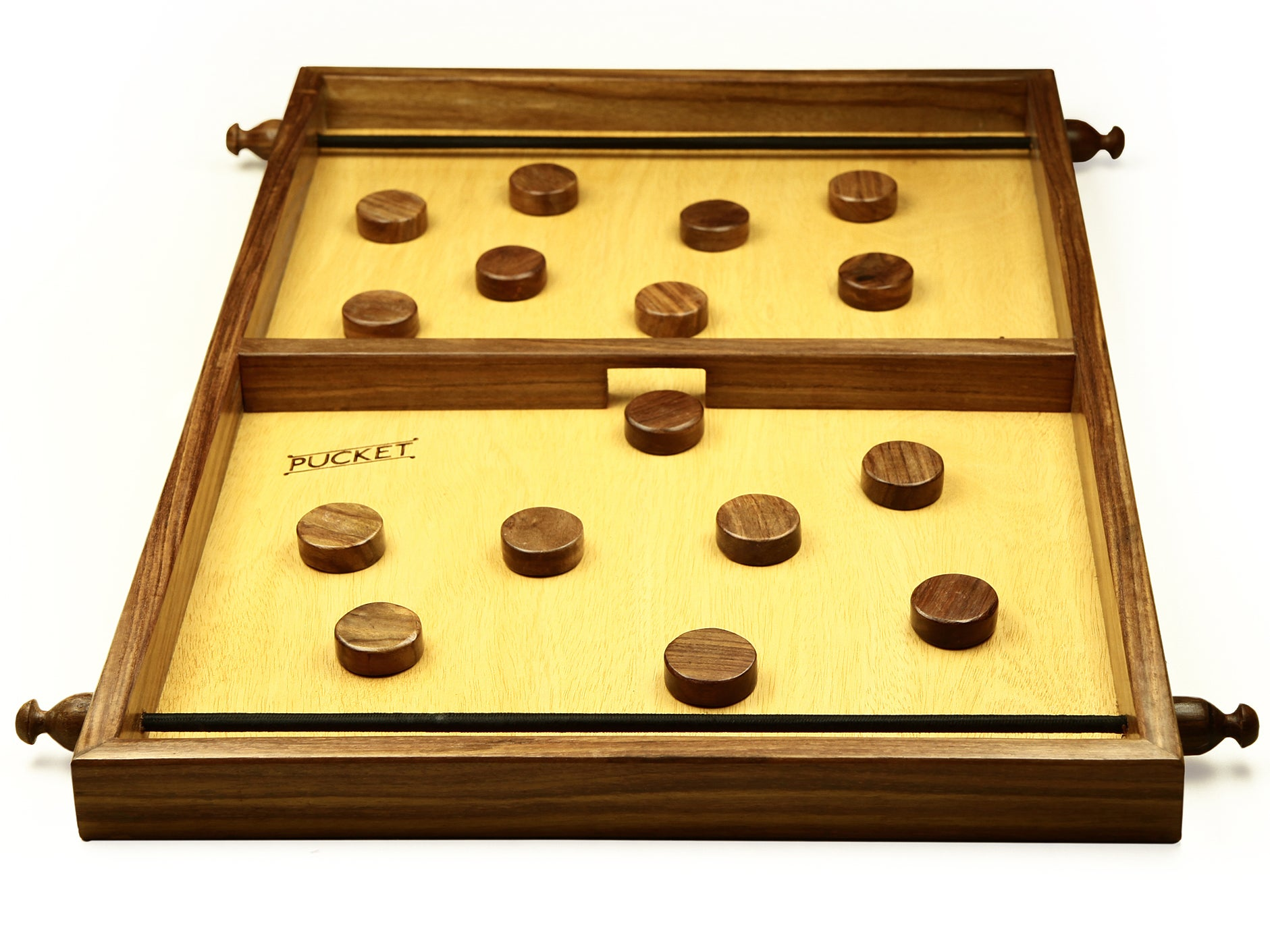 catapult the family into a screen free christmas with pucket a high speed wooden board game that brings out the competitive streak in all comers - Best Christmas Gifts For Kids 2014