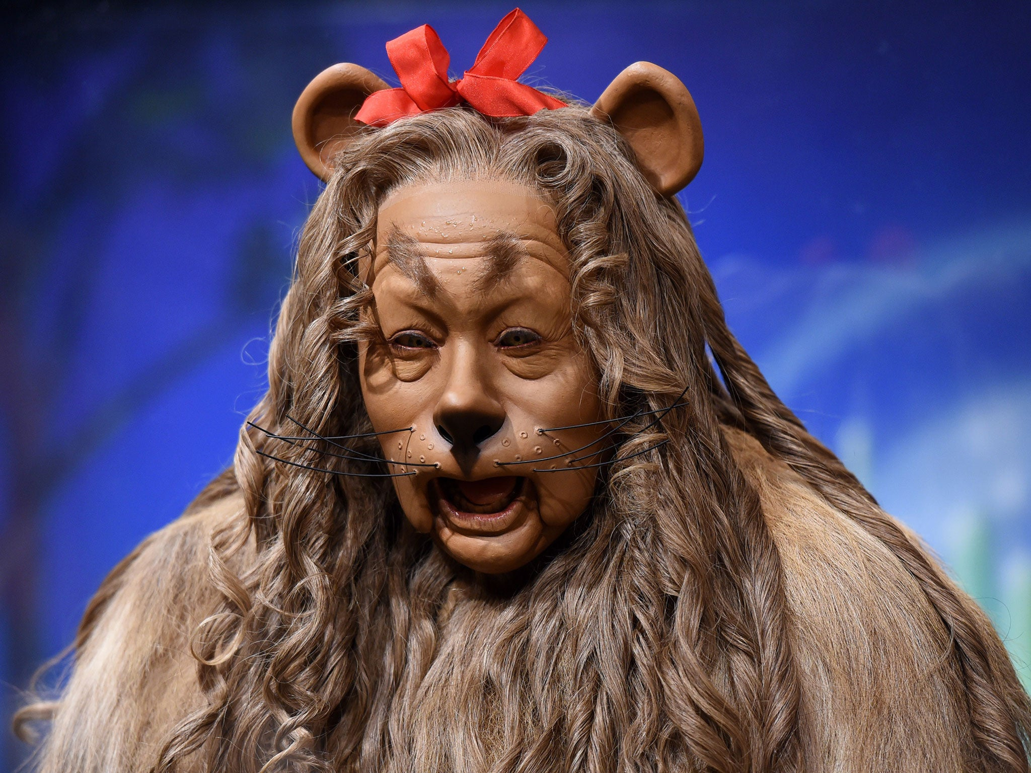 Real cowardly lion costume - photo#16