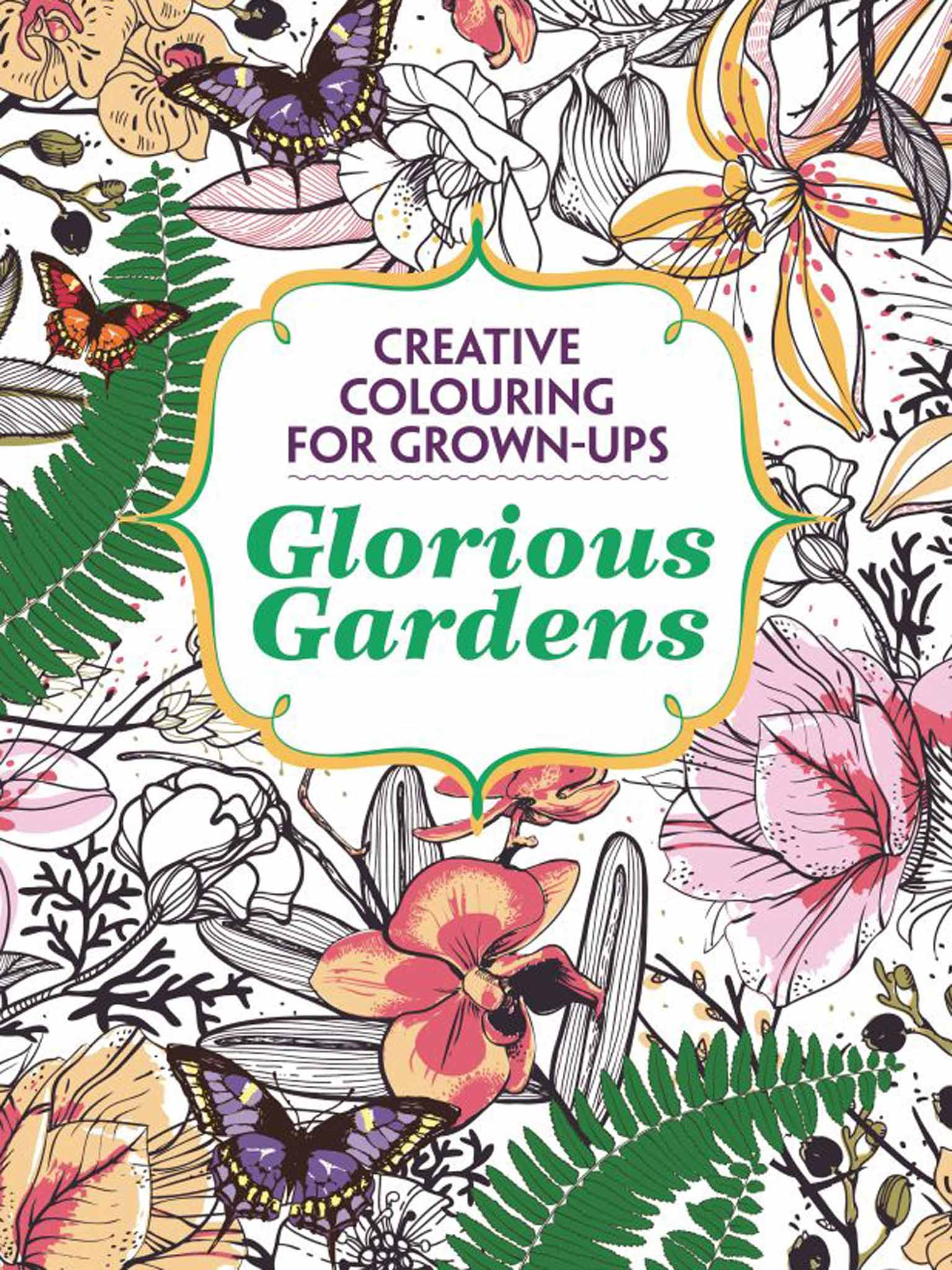 colouring books for adults how the french are going crazy for crayolas the independent - Colouring Books