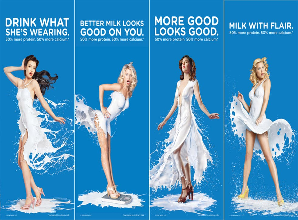 The racy marketing to entice consumers to buy Fairlife, which launches in the US next month