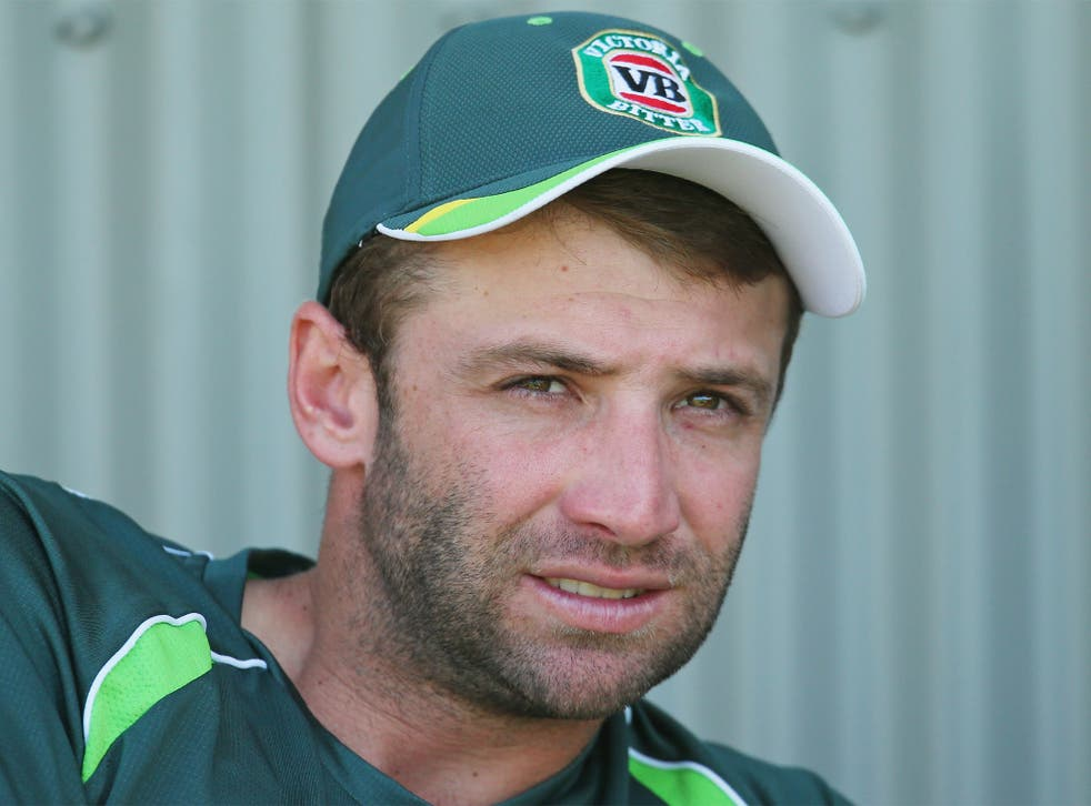 Phil Hughes was given oxygen and mouth-to-mouth resuscitation on the pitch by a team doctor