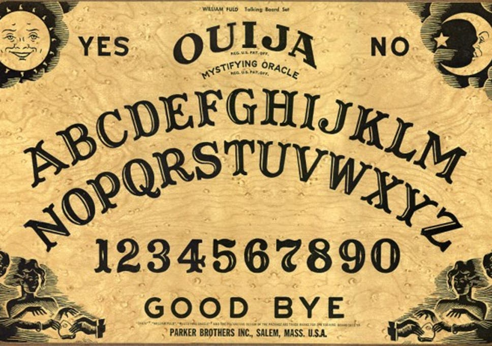 Ouija Boards Are The Must Have Gift This Christmas Fuelled By A