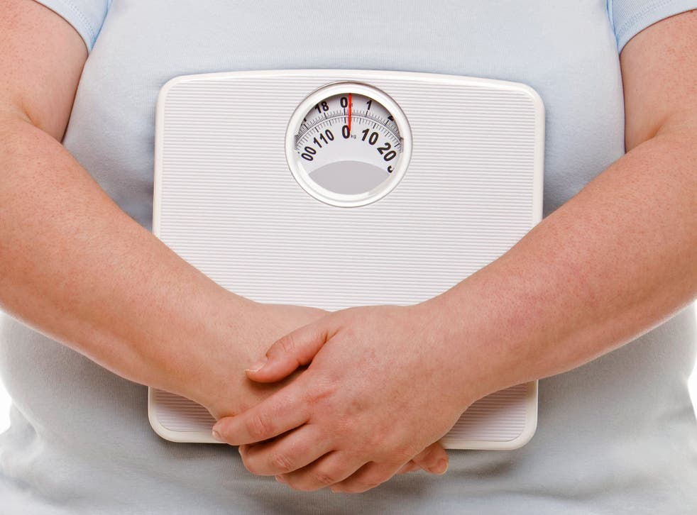 Many obese people can lose weight for a few months, but the vast majority regain their lost weight