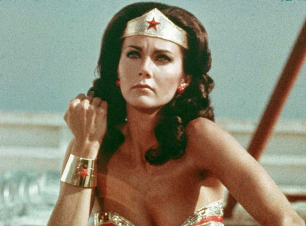 Wonder Woman was played by Lynda Carter in the TV series and will get her own movie in 2017
