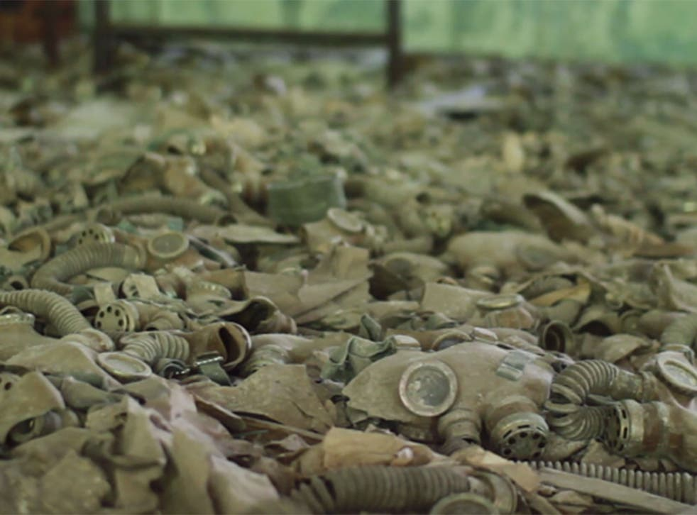 Pripyat was completely evacuated within days of the Chernobyl Disaster