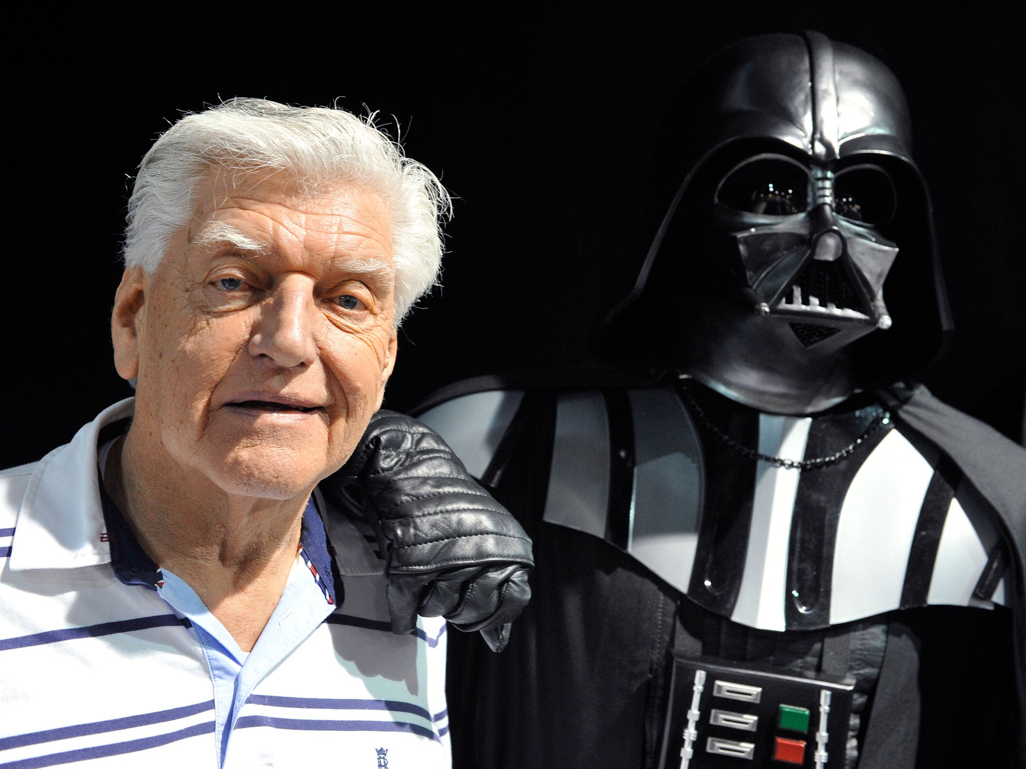 david prowse as vader