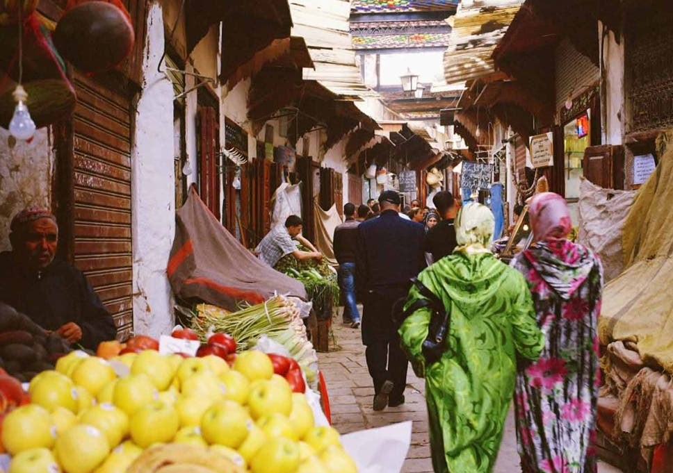 Fes: The sights and smells of old Morocco   The Independent