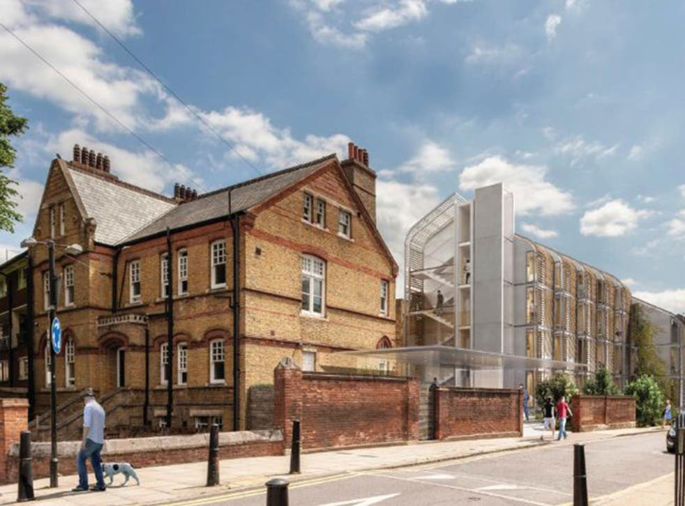 Plans to develop New Belvedere House have already been approved