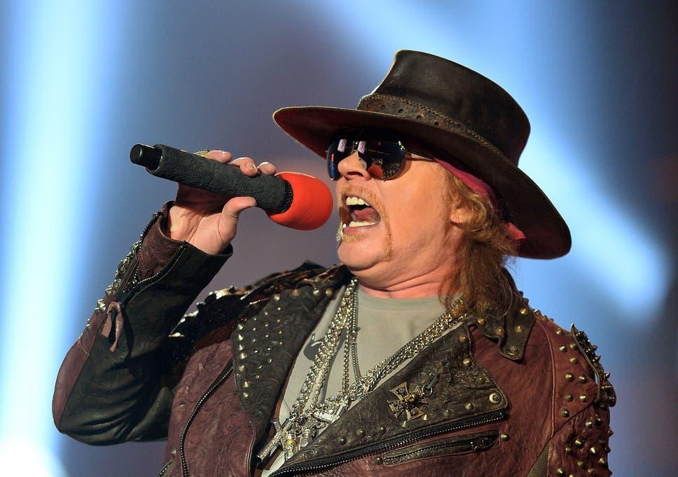 Axl Rose is not dead: Guns N' Roses singer asks 'If I'm dead, do I