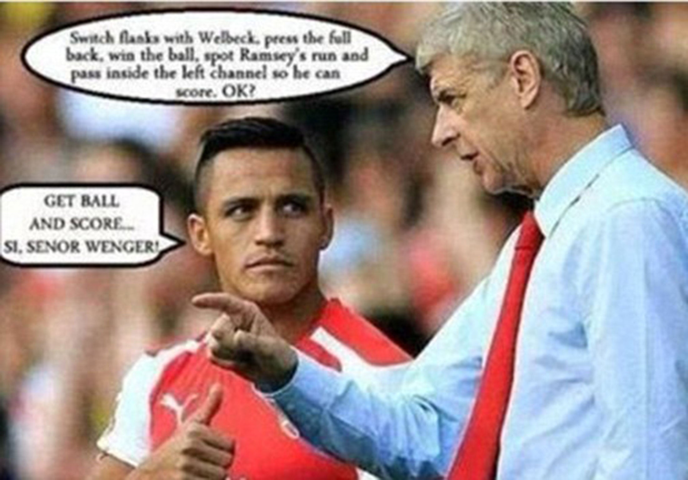 Arsenal Vs Southampton: Best Tweets And Memes After Alexis