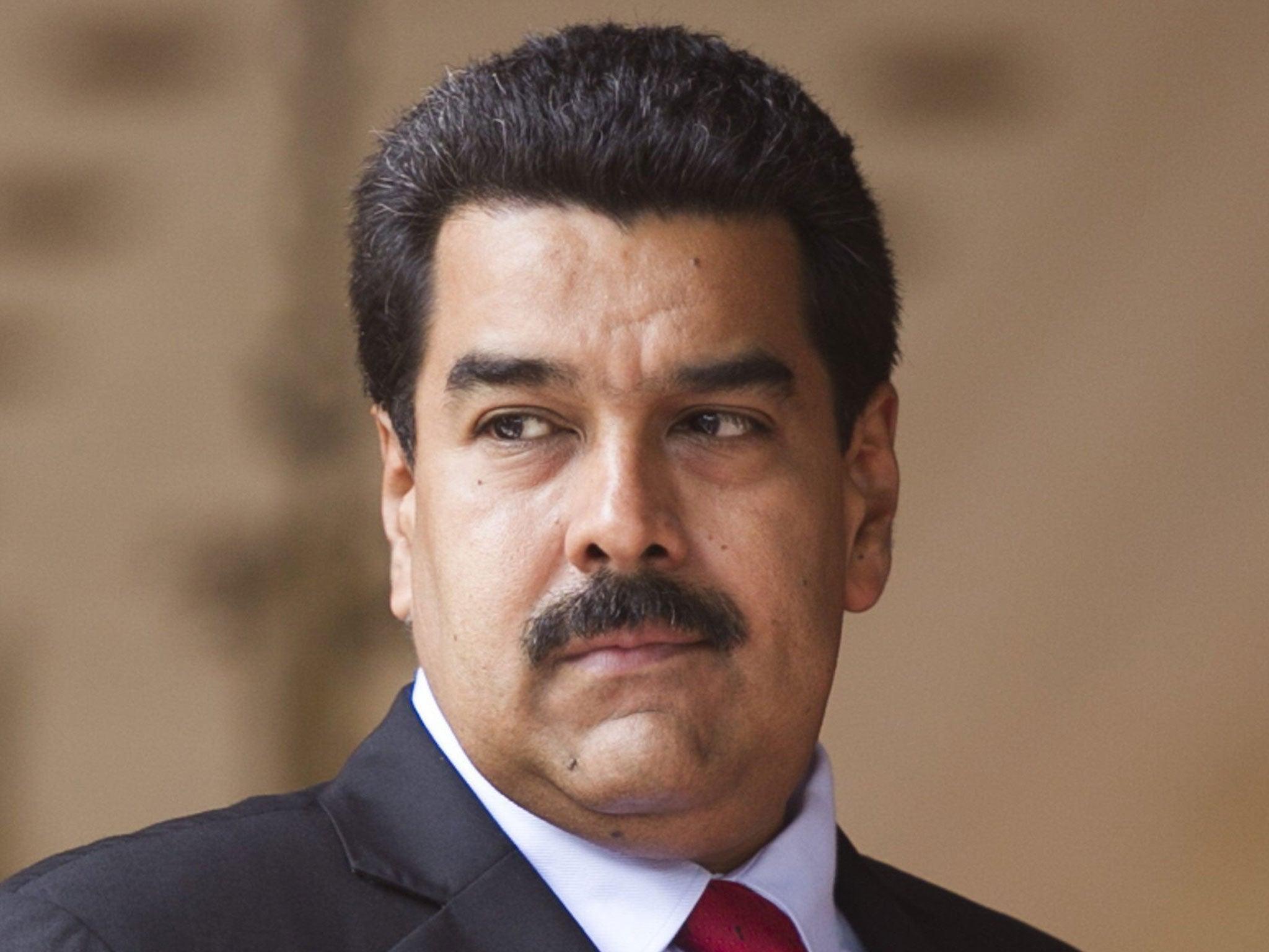 President Nicolas Maduro murder plot: Opponent charged ...