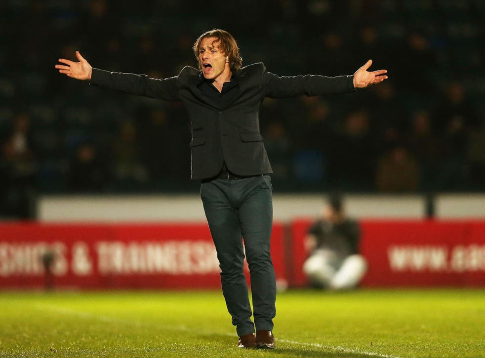 Gareth Ainsworth has turned Wycombe around through hard work and a willingness to take risks