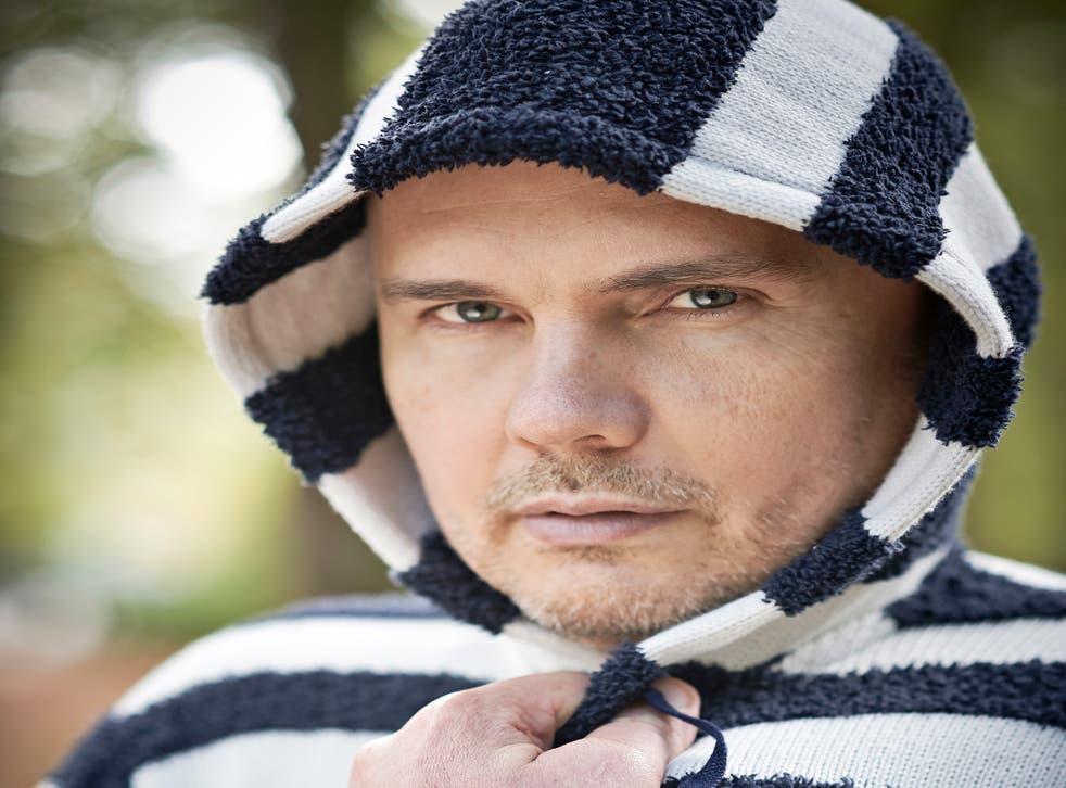 Changing man: Billy Corgan
