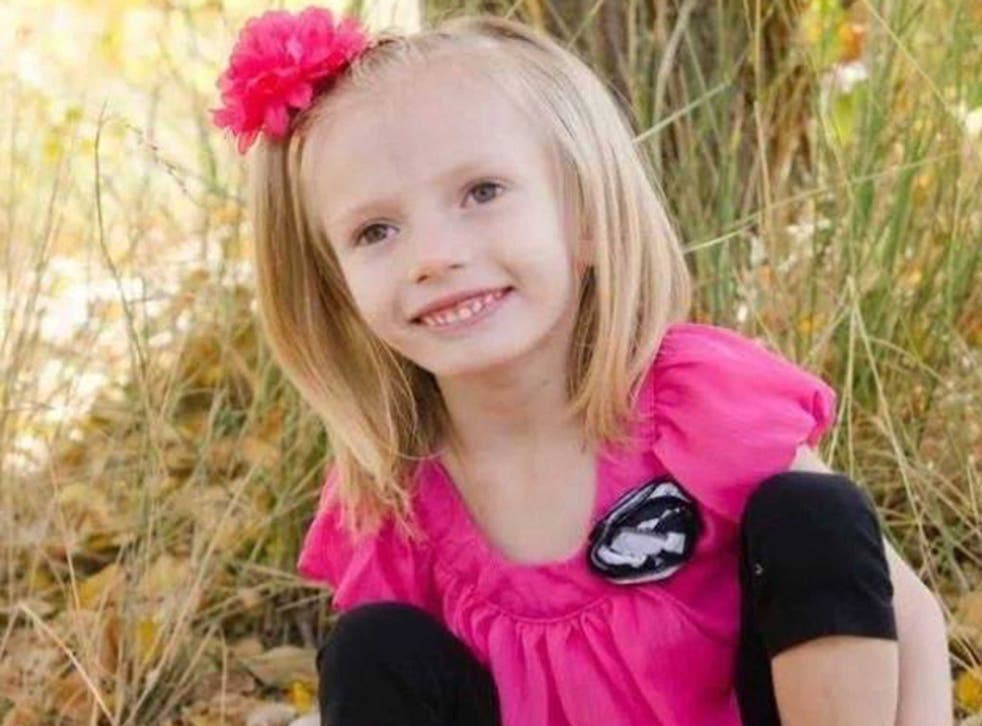 Addie is only six-year-old and has less than a year to live
