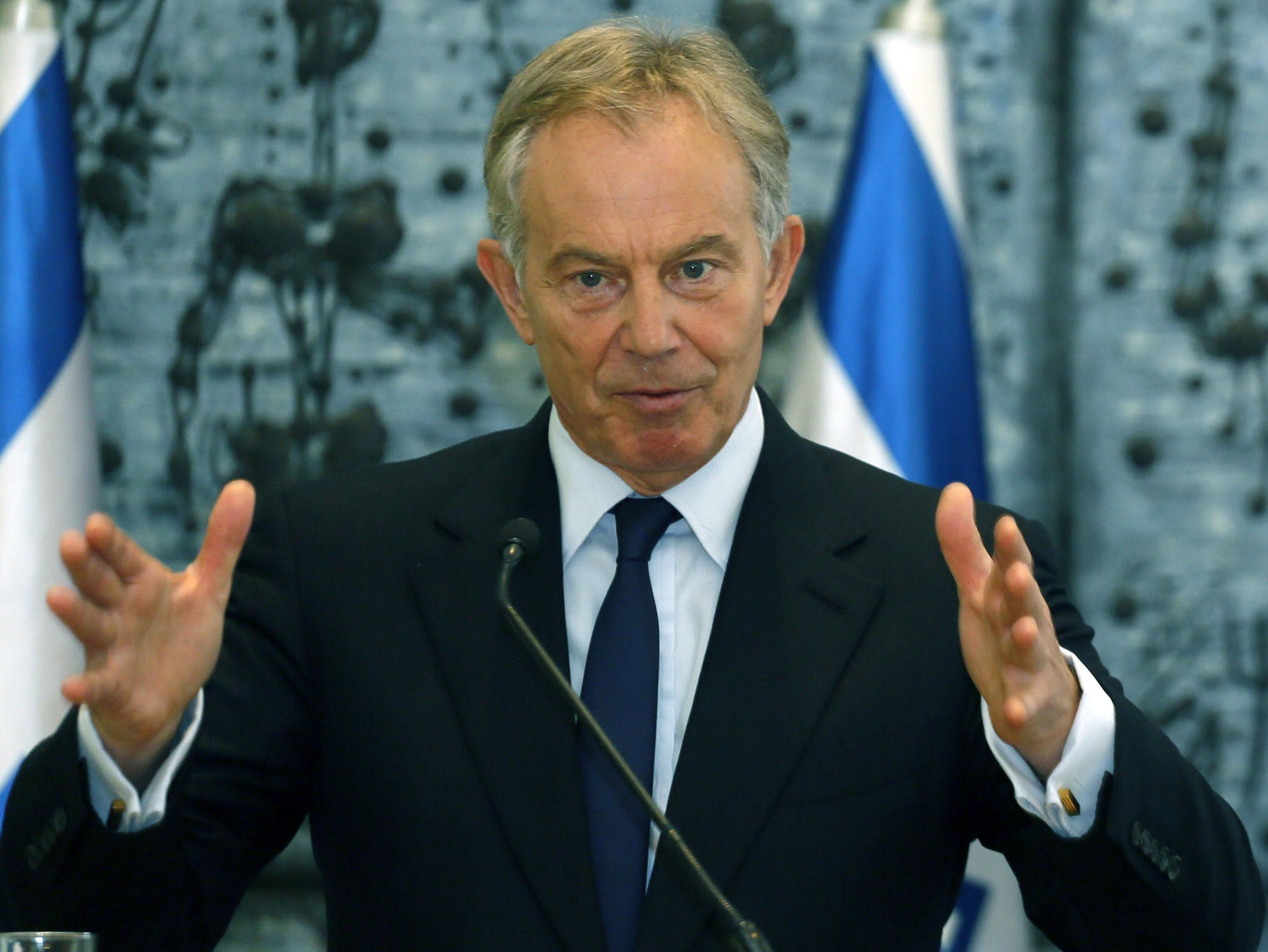 Times have changed – and Tony Blair is very much behind them | The  Independent
