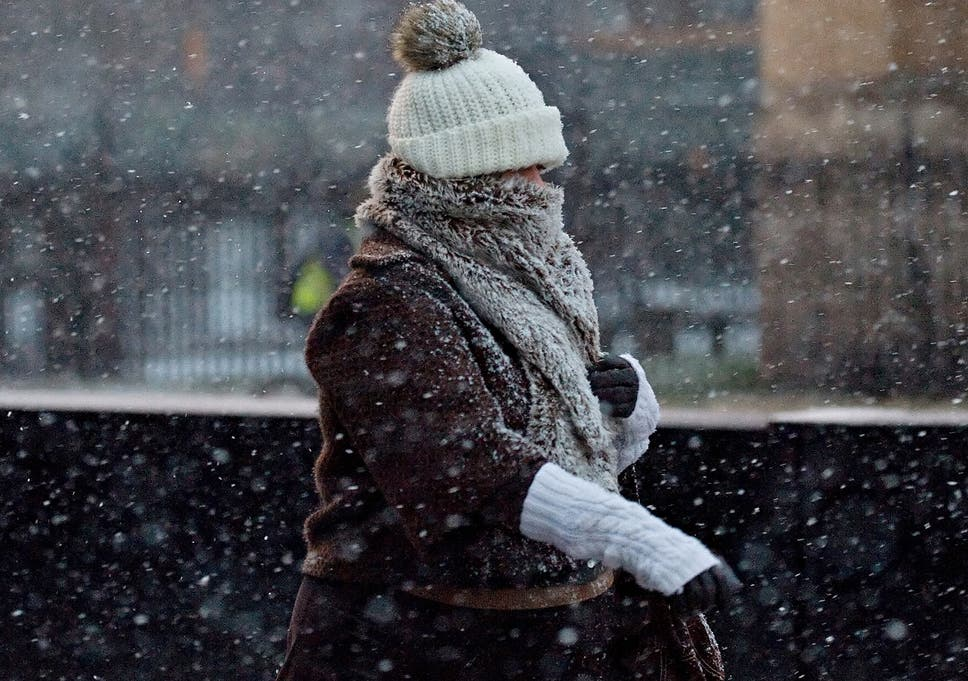 Uk Weather No Snow For Christmas As Parts Of Country Will Feel