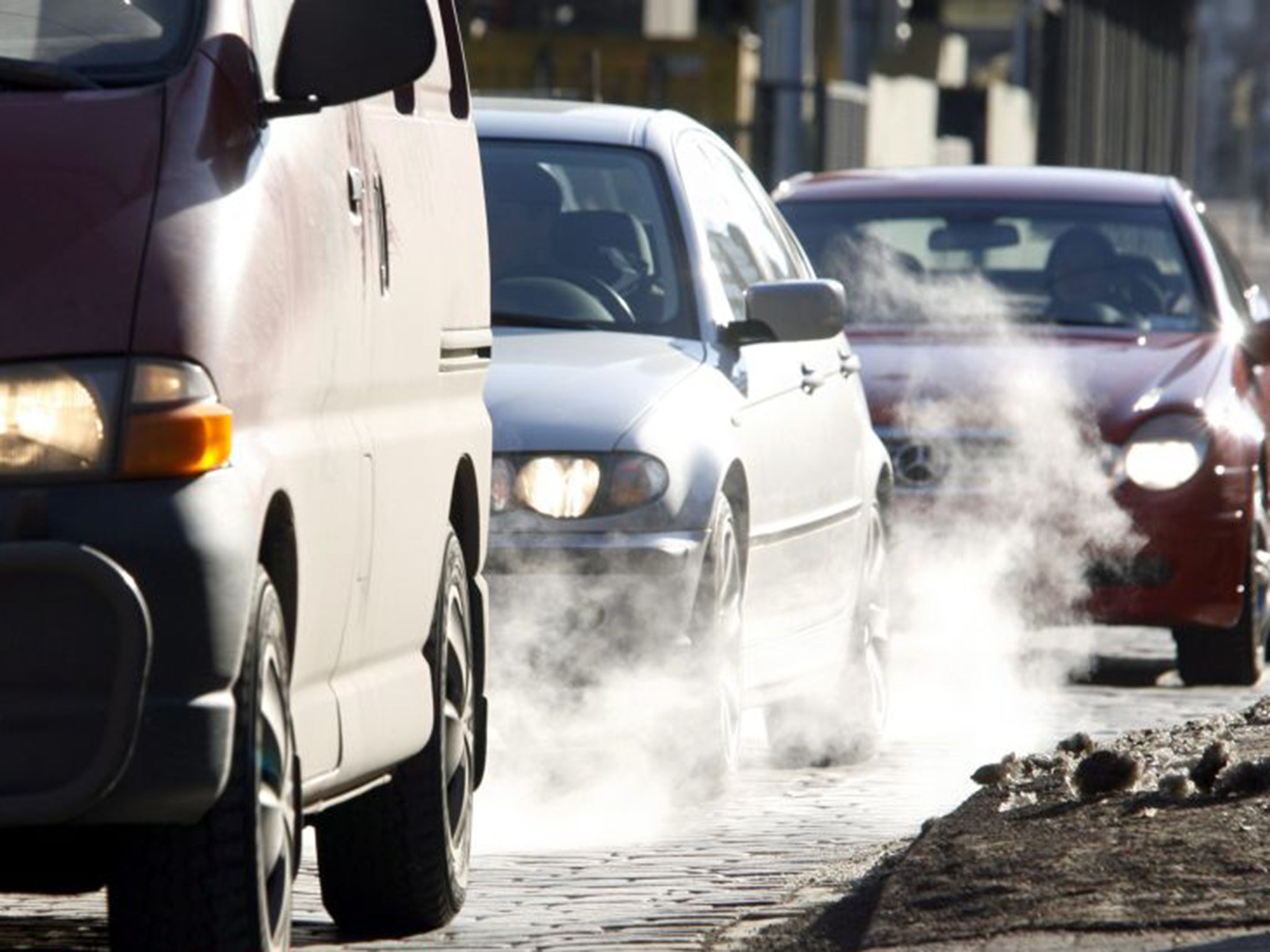 car exhaust cause air pollution New vehicle air filters trap tiny and particulate matter from vehicle exhaust from blowing into the car the custom filters' smaller and denser fibers cause.