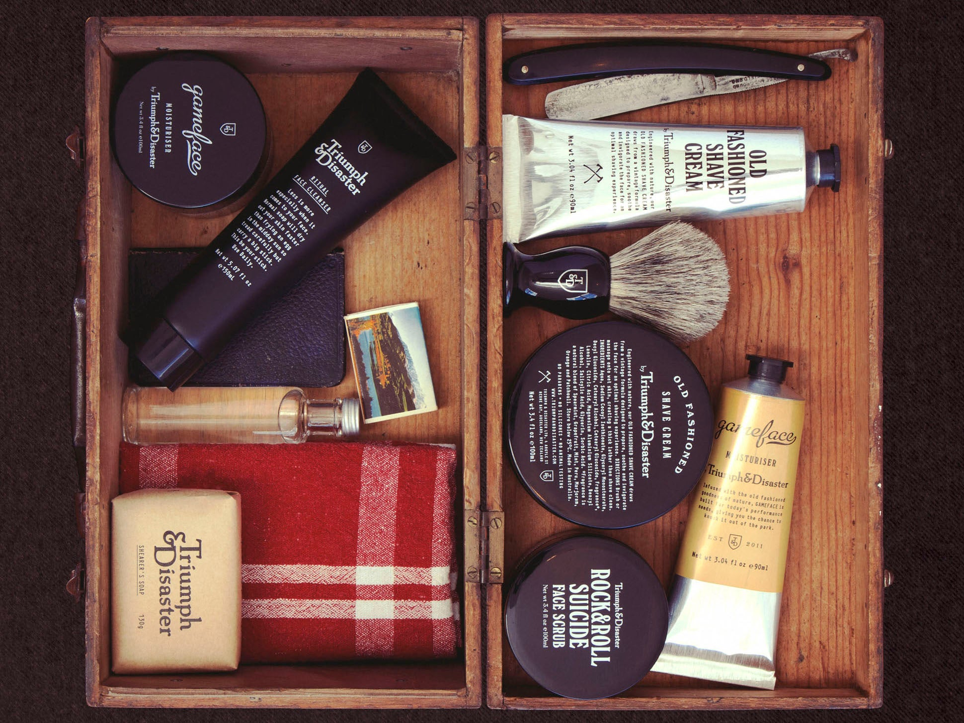 Christmas 2014: 10 best men\'s grooming gifts | The Independent