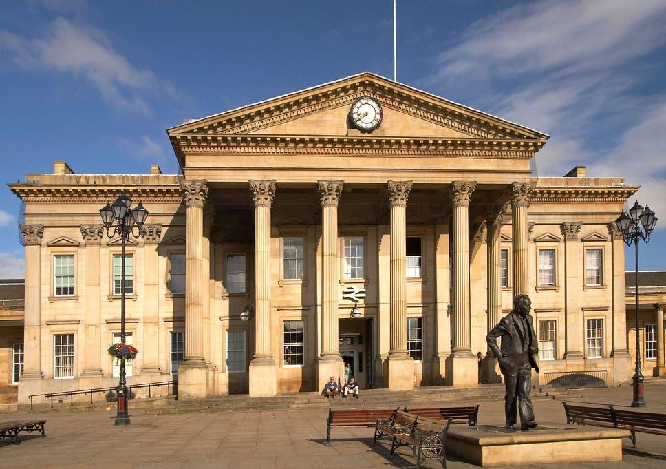 The 10 greatest English railway stations: English Heritage