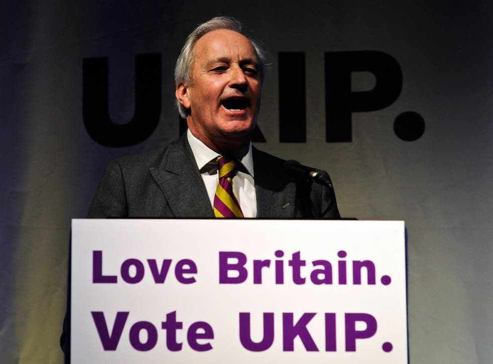 Neil Hamilton's possible candidacy for Ukip has divided members of the party