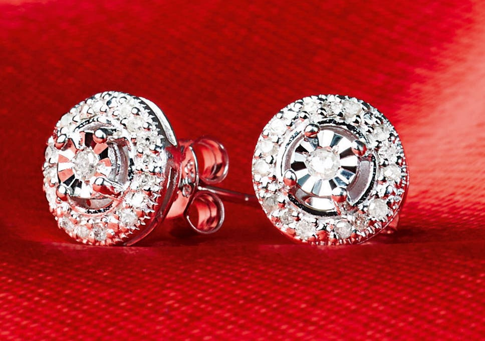 6a7f22eff Revealed: The world's cheapest diamond earrings | The Independent