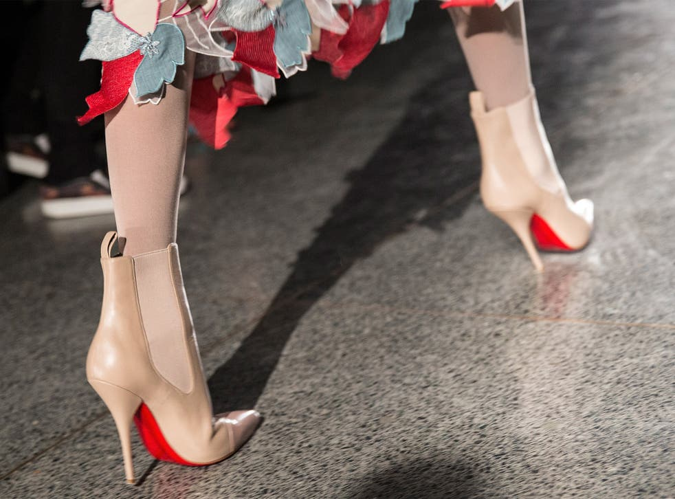Willingness to help directly correlates with the height of the heel on a woman's shoe, according to the study