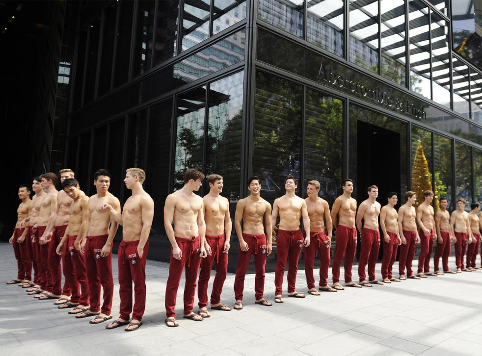 Sales at Abercrombie & Fitch fell 12 per cent in the last quarter
