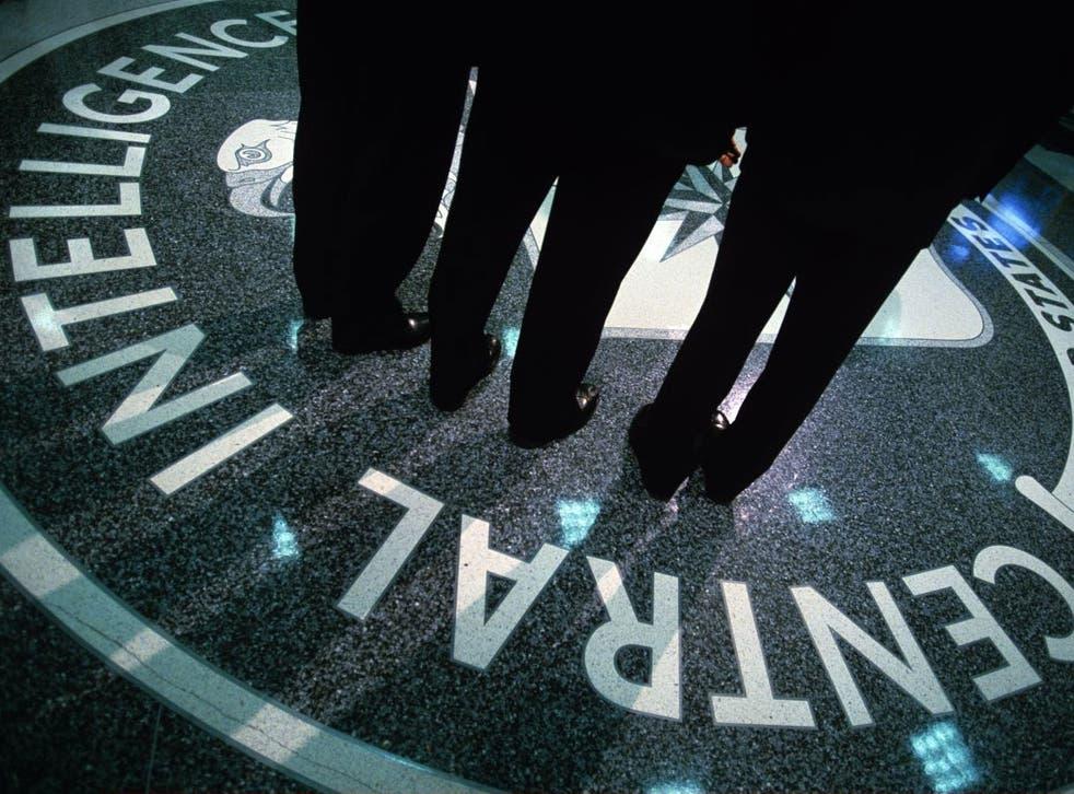 The CIA has hit back at the damning report, which it claims is 'cherry-picked'