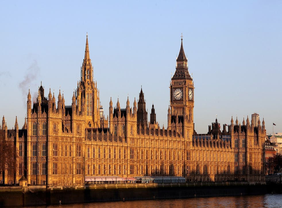 The protest will take place in Old Palace Yard near the Houses of Parliament