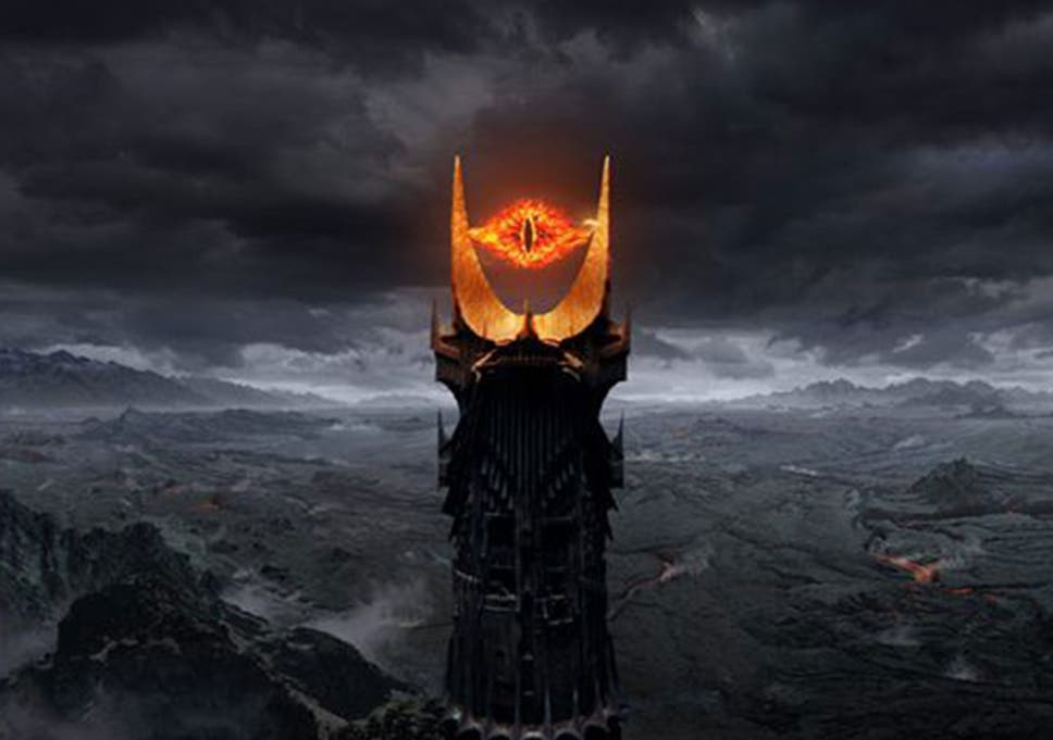 The Hobbit Eye of Sauron art installation scrapped in Moscow after ...