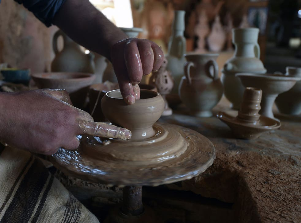 Talented potters are invited to apply for new BBC Two show Britain's Best Potter by 4 January
