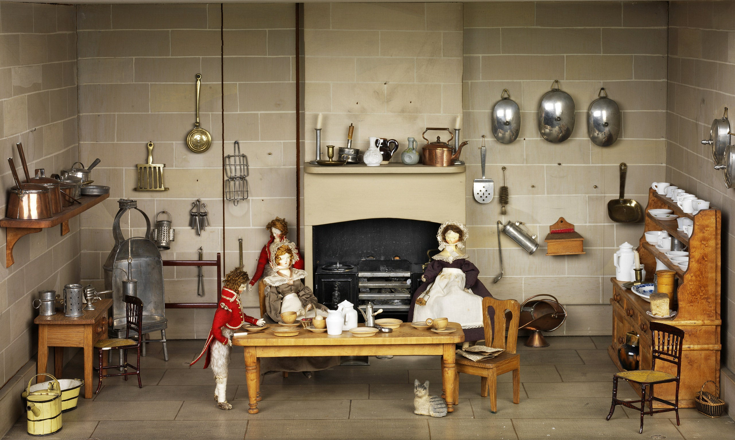 The Miraculous Healing Power Of A Dolls House