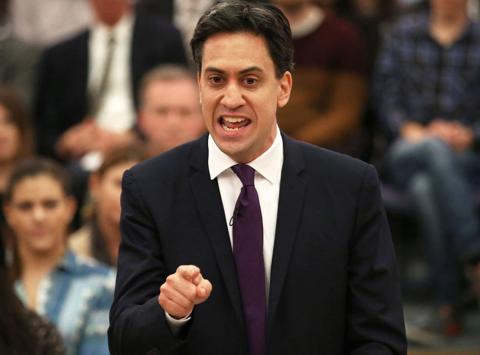 Ed Miliband will claim the Tories' plan for income tax cuts would put public services at risk