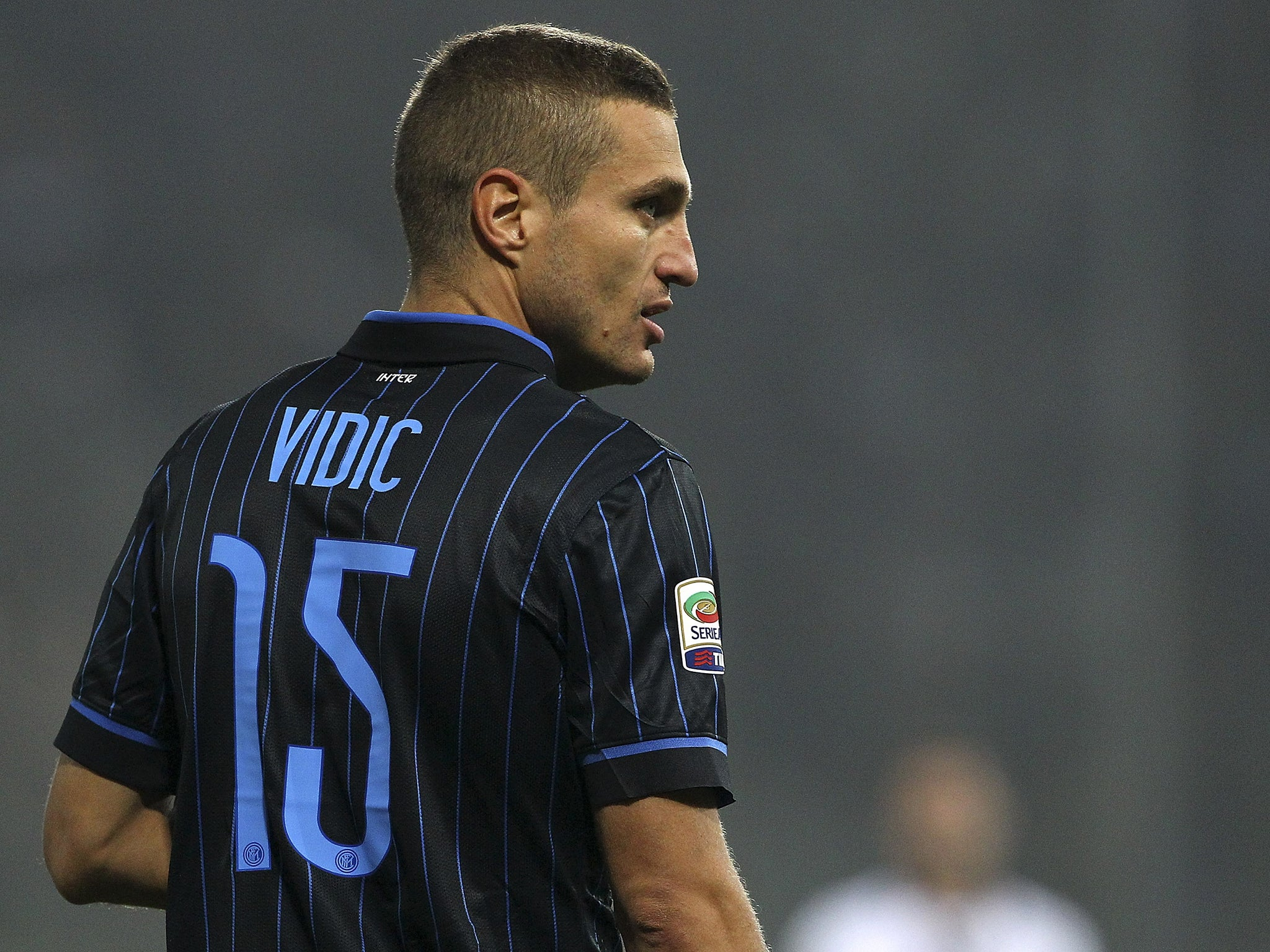 Nemanja Vidic Former Manchester United captain a free agent after