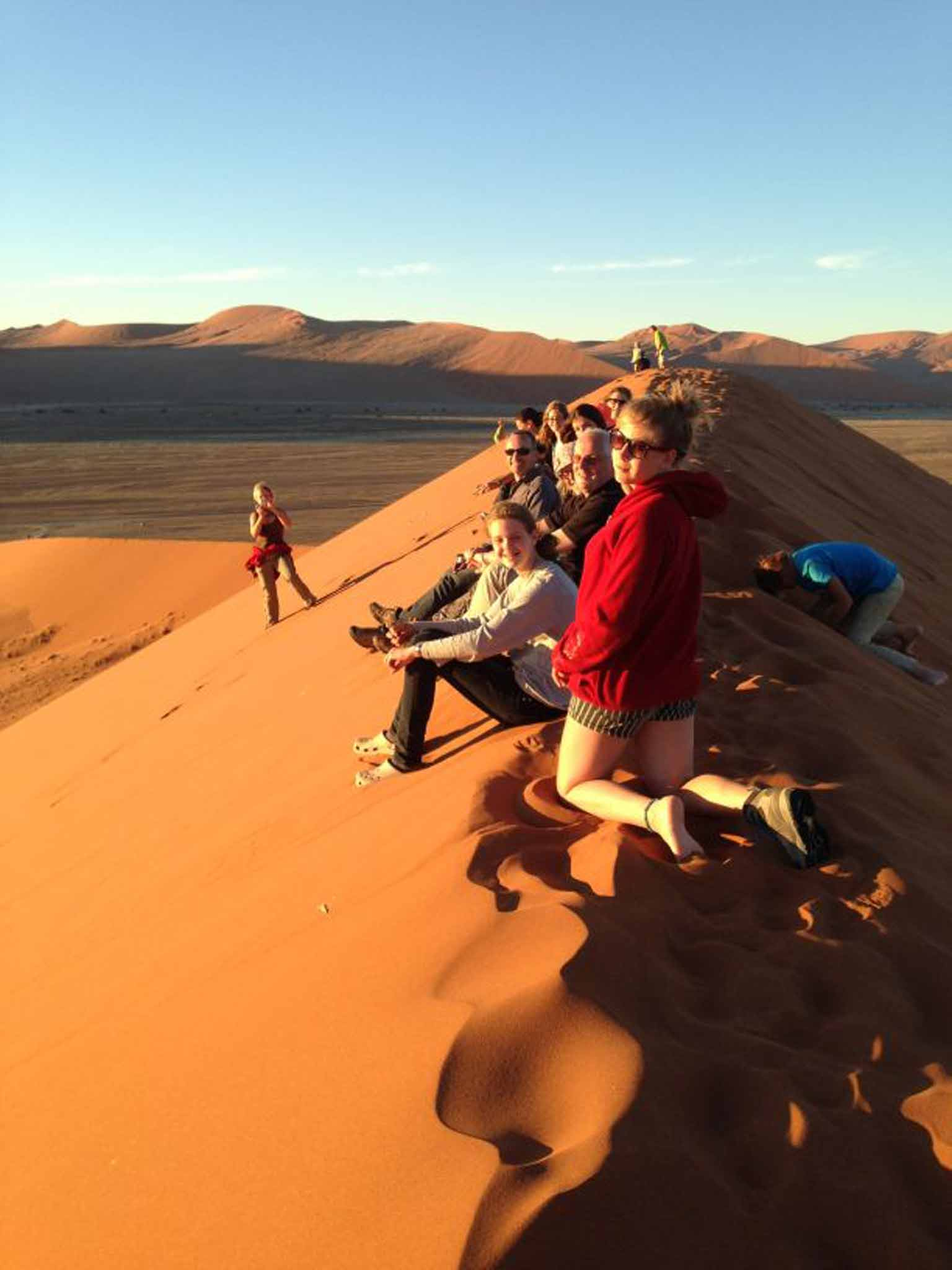Namibia and Botswana overland: A family adventure trip | The