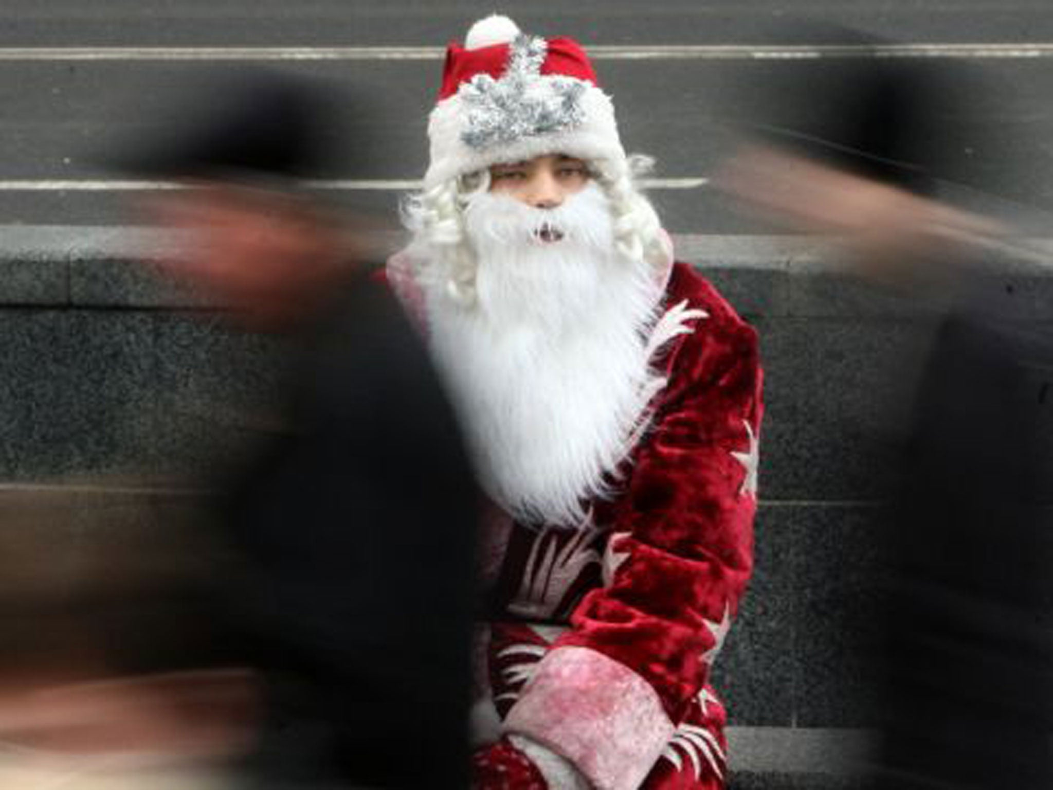 does father christmas exist why we teach our children to believe