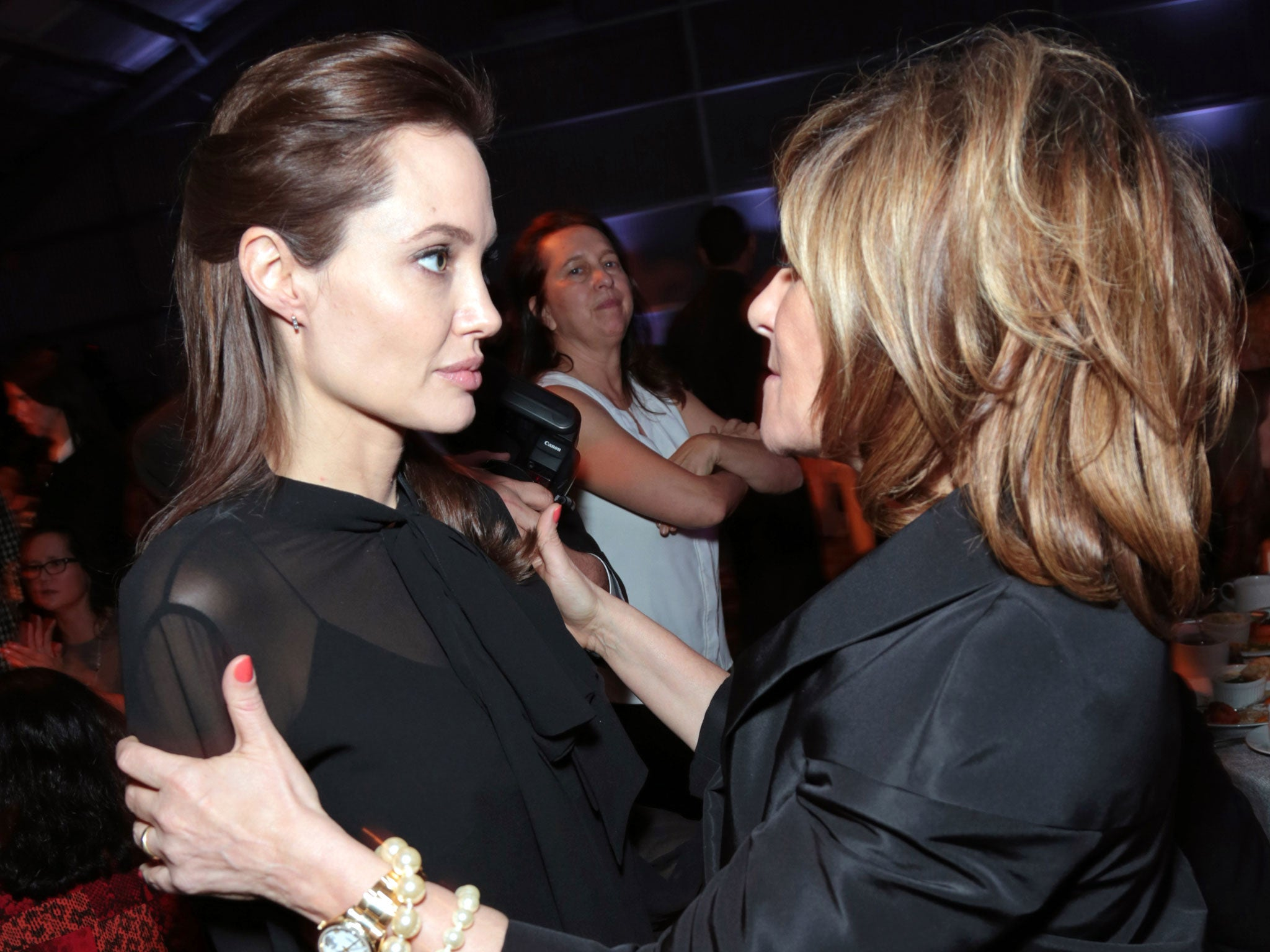 Angelina Jolie is very thin: the media writes about the deadly disease