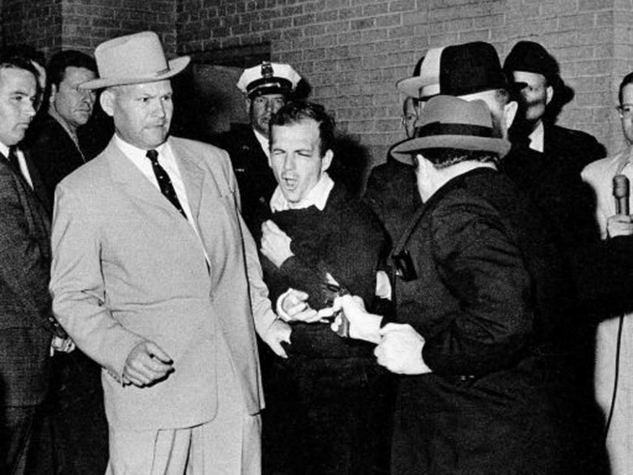 Lee Harvey Oswalds Killer Jack Ruby Told Fbi Informant To Watch 1 8 Quot Stereo Plug Wiring Diagram The Fireworks Hours Before Jfks Assasination Independent