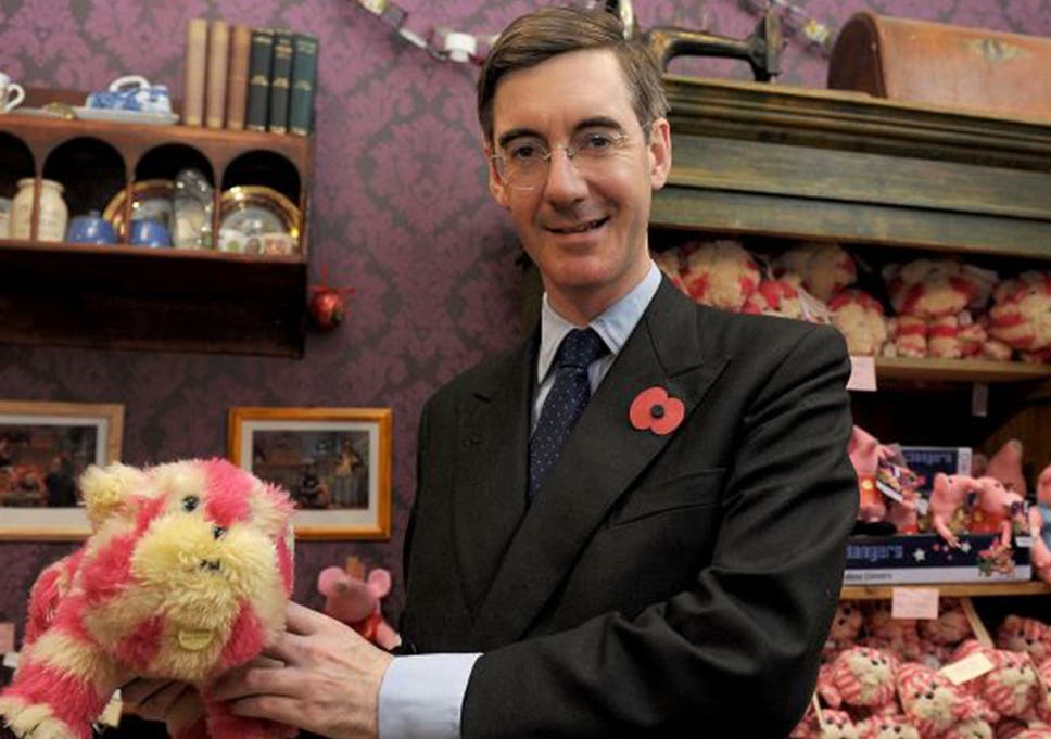 Image result for rees mogg as a kid70s