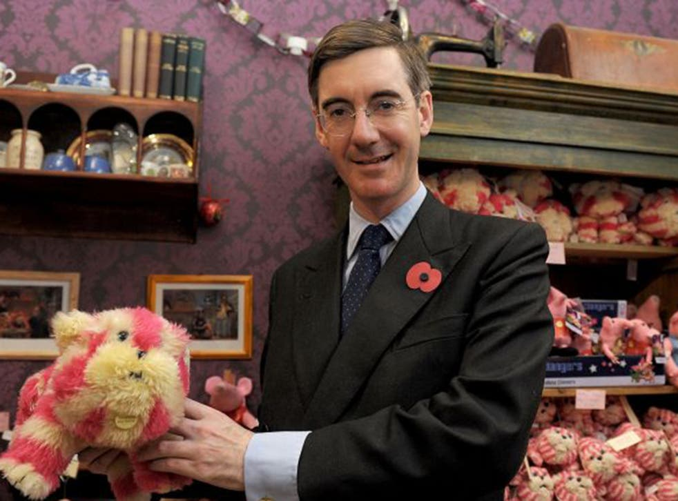 Jacob Rees-Mogg faces a Standards Commissioner