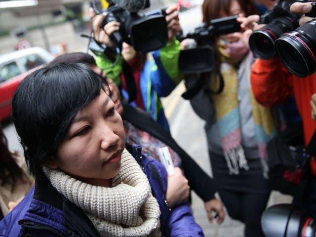 Hong Kong woman sentenced to 6 years for abusing